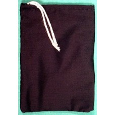 Black Cotton Bag 3