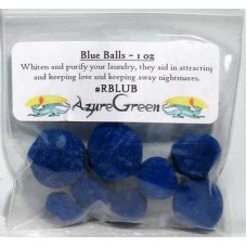 1 oz Blue Balls