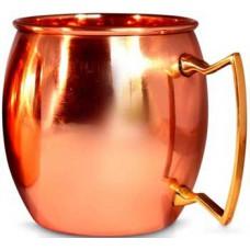 16 oz Copper Moscow Mule mug