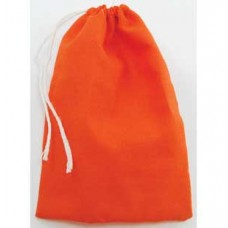 Orange Cotton Bag 3