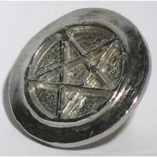 Pentagram cookie stamp
