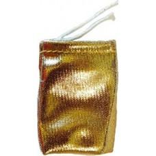Gold bag 1 1/2