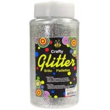 Silver Glitter 1 lb