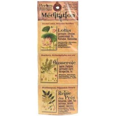 Meditation herbal trio