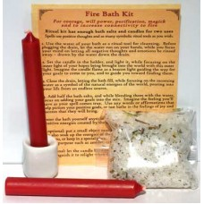 Fire bath kit