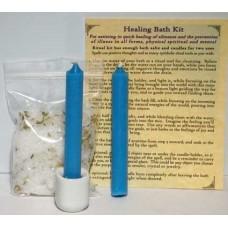 Healing bath kit