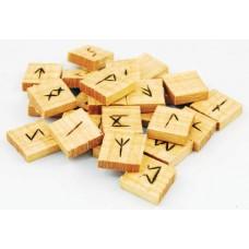 Ash Tile rune set