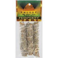 Prosperity smudge stick 3pk 4