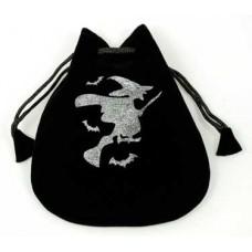 Witch Velveteen Bag