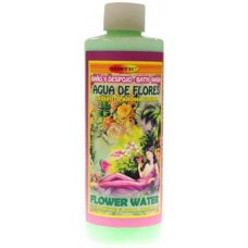 8oz Flower Water (Aqua de Flores) wash