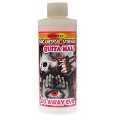 8oz Go Away Evil (Quita Mal) wash