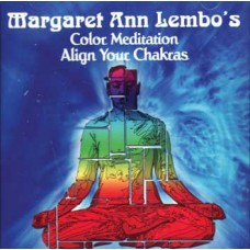 CD: Color Meditation Align your Chakras by Margaret Ann Lemb