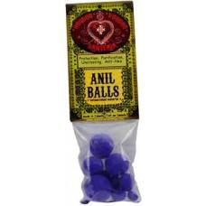 Anil Balls (Boules Indigo)