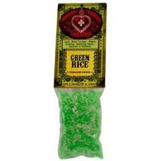 Green Rice (Riz Vert)